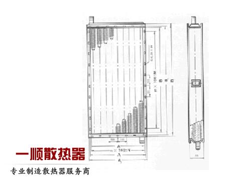 SRZ型散热器