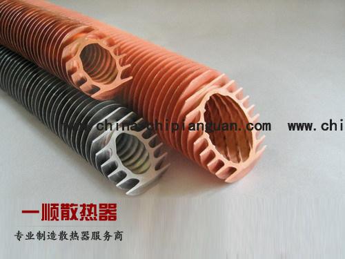 单金属翅片管