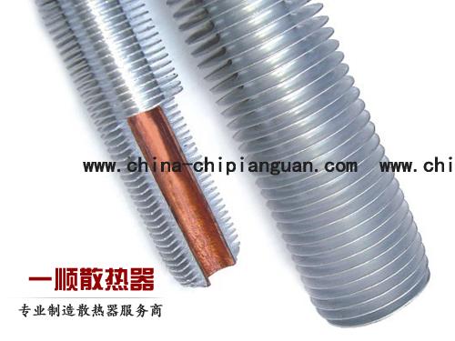铜铝复合翅片管